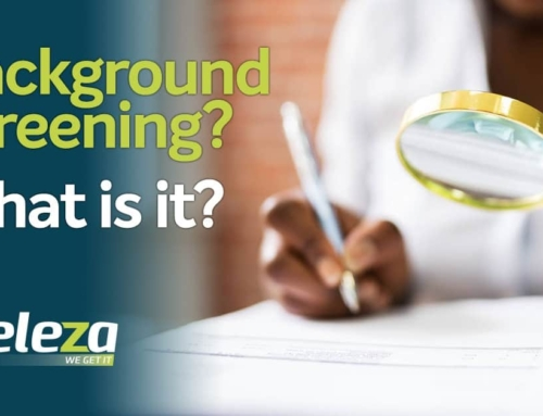 What is Background Screening?